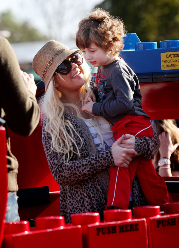 What Is Christina Aguilera's Son's Name? You Asked, We Answered!