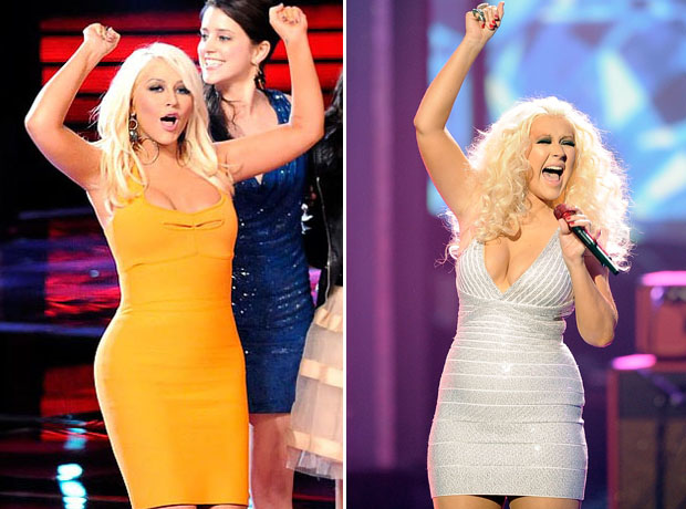 Christina Aguilera's Weight-Loss Transformation: The Voice Diva Slims Down!