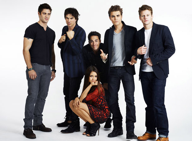 Where in the World Was the Vampire Diaries Cast This Weekend?