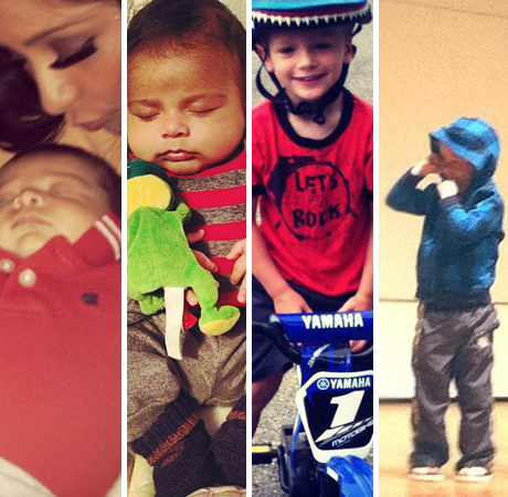 Snooki's Lorenzo vs. Maci Bookout's Bentley: Which Reality Kid Has the Cutest Style?