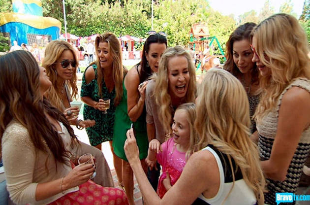 """Real Housewives of Beverly Hills Recap of Season 3, Episode 2: """"The Higher the Heel, the Closer to God"""""""
