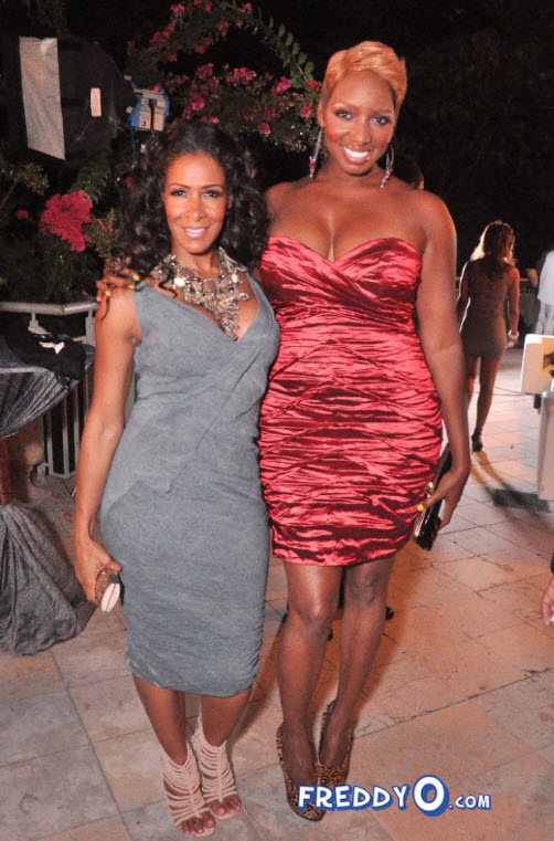 Sheree Whitfield Clears Up Chateau Sheree Rumors and Calls NeNe Leakes Delusional