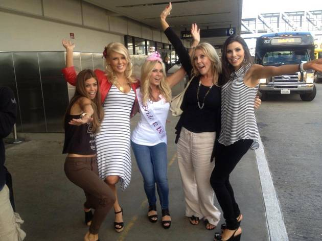 Vicki Gunvalson Joins Tamra Barney For Her Bachelorette Party in Mexico: Are They Friends Again?
