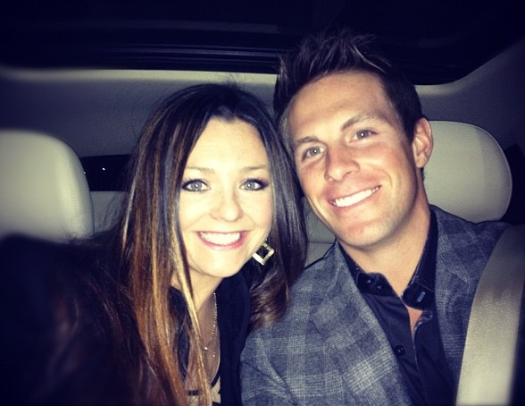 Holly and Blake Julian Cozy Up On a Romantic Date! Cute Pic of the Day