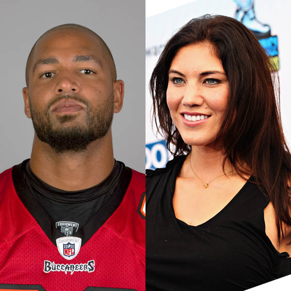 Hope Solo's Husband Is Back in Jail, This Time For Violating Probation