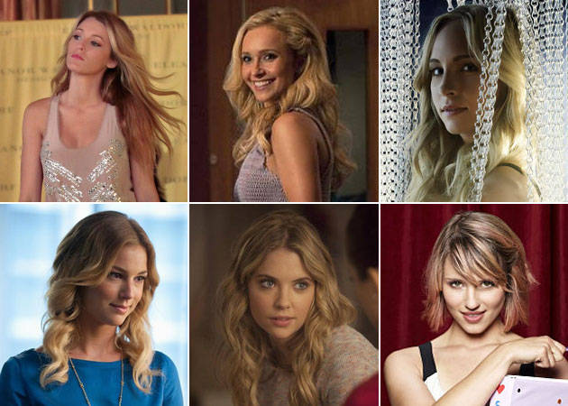 Who's the Hottest Blonde TV Actress Under 30? (POLL)