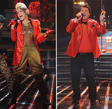 Watch All the Performances From The X Factor Live Results Show, November 8, 2012
