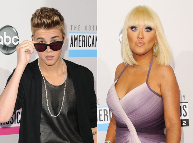 What Does Christina Aguilera Have Against Justin Bieber? You Asked, We Answered!