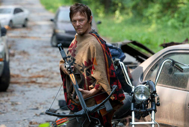 "Norman Reedus: The Walking Dead Season 3 ""Gets Crazy"" With More Drama ""Inside the Walls"" Than Outside"