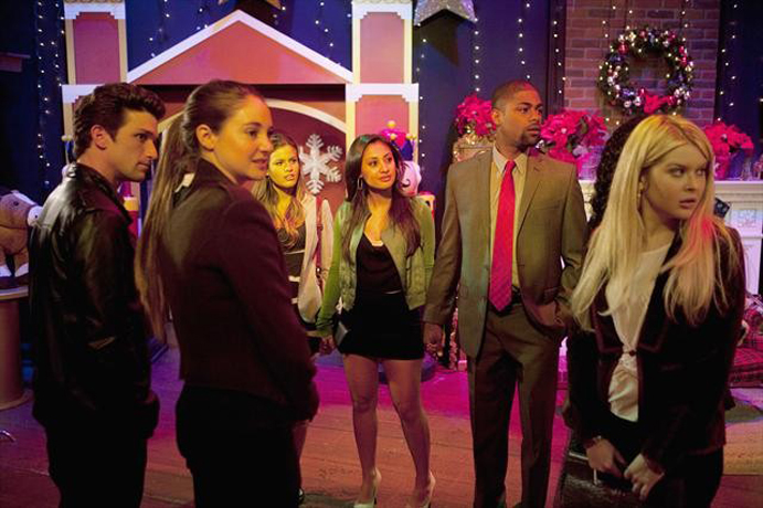 The Secret Life of the American Teenager Returns Tonight, Nov. 19, 2012!