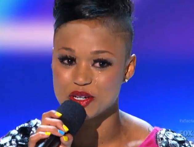 Who Is Paige Thomas? X Factor 2012 Finalist Bio
