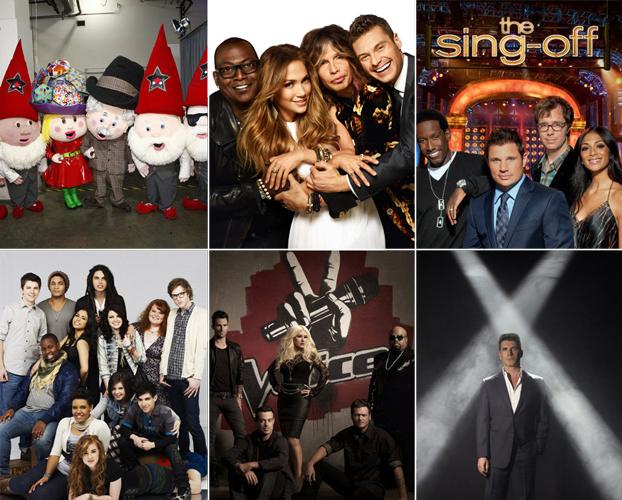 What's the Best Reality Singing Competition Show on TV? (POLL)