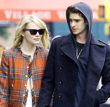 Did Emma Stone and Andrew Garfield Already Buy a Home Together?