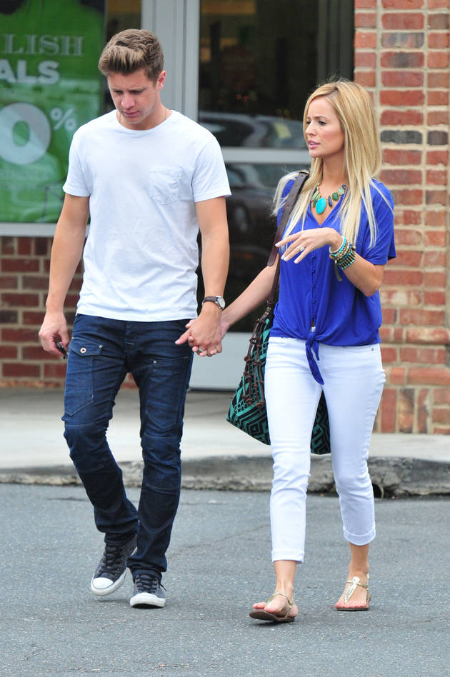 "Jef Holm ""Craves"" Love After Splitting From Emily Maynard"