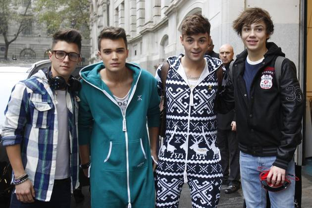 What Are the Names of the Guys in Union J?