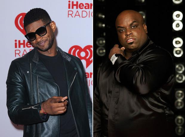 "Cee Lo Green Talks Usher Replacing Him on The Voice Season 4: ""I Can't Think of Anybody Else Who Could Have Done It"" (VIDEO)"