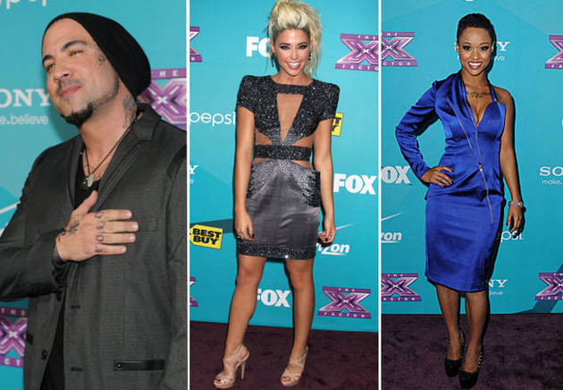 Who Is Going Home on X Factor 2012? The Nov 29 Results Are In!
