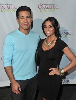 Mario Lopez Marries Longtime Girlfriend Courtney Mazza!