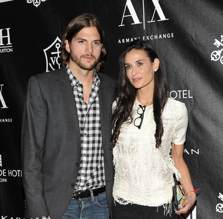 Ashton Kutcher Files For Divorce From Demi Moore — Over One Year After Their Split