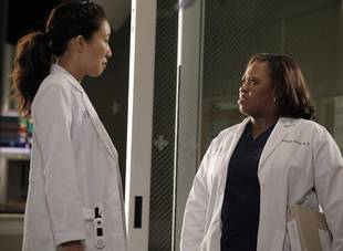 "Grey's Anatomy Spoilers: What Happens in Season 9, Episode 10: ""The Things We Said Today""?"