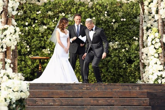 "Ashley Hebert and JP Rosenbaum's Wedding Vows: ""You Are My One True Love"""