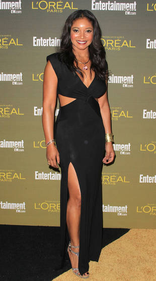 """Castle """"Queen"""" Tamala Jones on Her Love Affair With Acting and the Inspiration Behind Lanie Parish"""