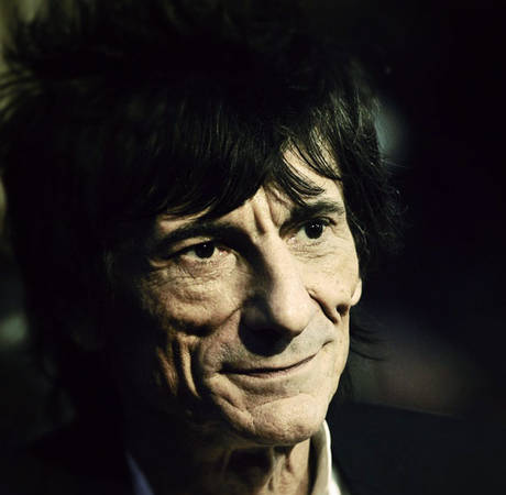 Ronnie Wood Marries Bride 31 Years Younger Than Him, Wears Pink Socks to Wedding
