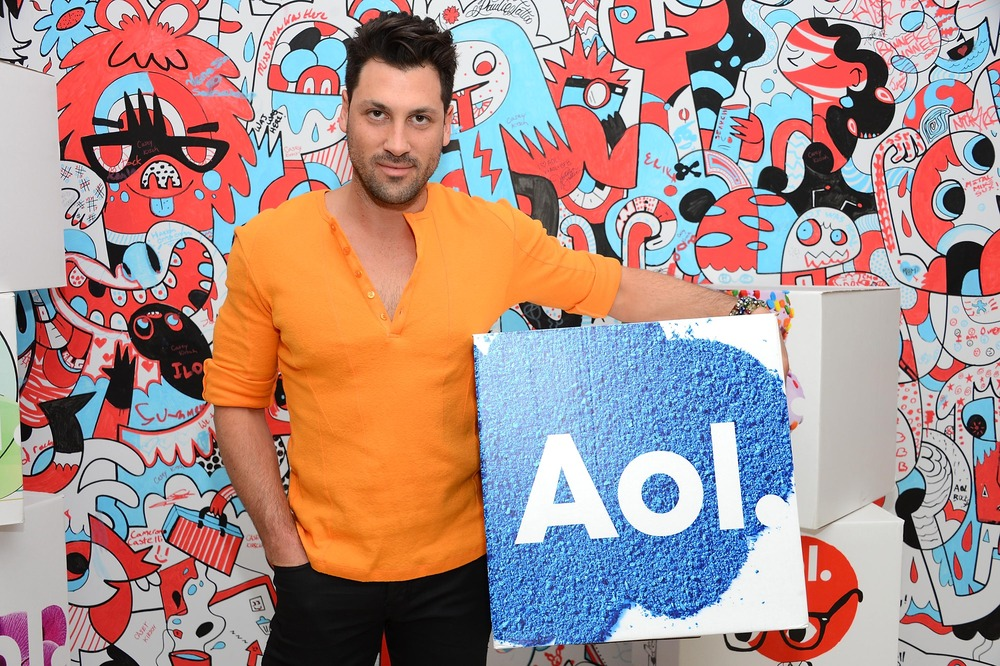 "Maksim Chmerkovskiy on Kelly Monaco and Brother Val: ""There's No Fake Anything"" — Exclusive"