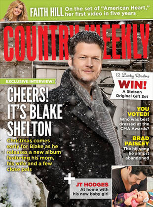Blake Shelton Reveals Heartbreaking Details About His Father's Last Christmas