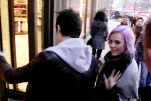One Direction's Zayn Malik and Girlfriend Perrie Edwards Spotted in NYC