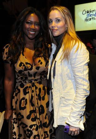 "Kenya Moore Calls Porsha Stewart's Insult ""Unforgivable"""