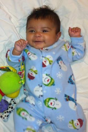 Snooki's Baby Lorenzo Is Officially the Cutest Mini Guido in the World (PHOTO)