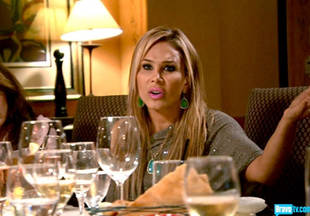 Real Housewives of Beverly Hills Recap of Season 3, Episode 6: Hip to Be Scared