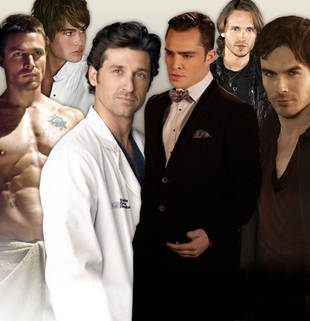 Good Guys vs. Bad Boys 2012: Vote For TV's Sexiest Man — The Results Are In!