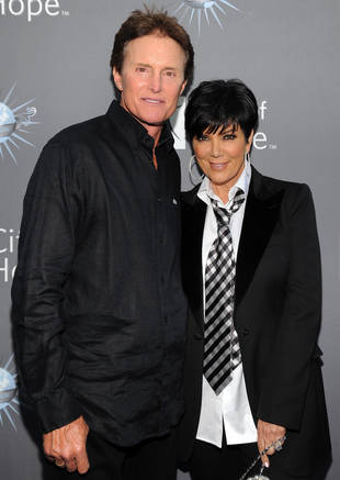 Kardashian Kuteness! Bruce and Kris Jenner Put Divorce Rumors to Rest With Adorable Christmas Shopping