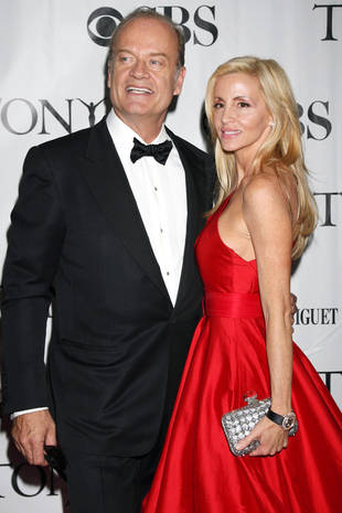 Camille and Kelsey Grammer Reportedly Come to Agreement on Financial Settlement in Divorce
