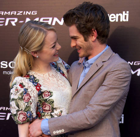 Emma Stone and Andrew Garfield Adopt an Adorable Golden Retriever Together
