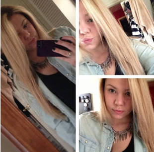 Kailyn Lowry Without Makeup! Do You Like Her Natural Look? (PHOTO)