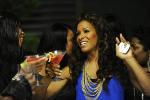 Sheree Whitfield's Top 5 Holiday Diet and Fitness Tips – Exclusive