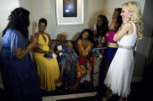 """Sun, Sand, and Sperm Banks: Top 5 WTF Moments from The Real Housewives of Atlanta Season 5, Episode 6: """"Hold On To Your Weaves!"""""""