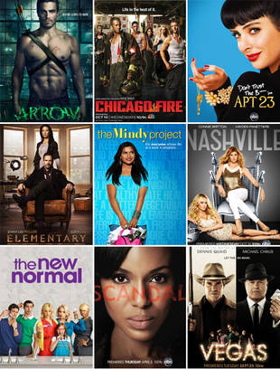 What Was 2012's Best New Show? (POLL)