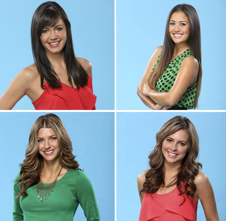 Which Of Sean Lowe's Final Four Is The Hottest?