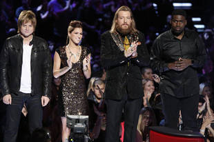 The Voice Season 3 Live Semi-Finals Recap: The Final Four