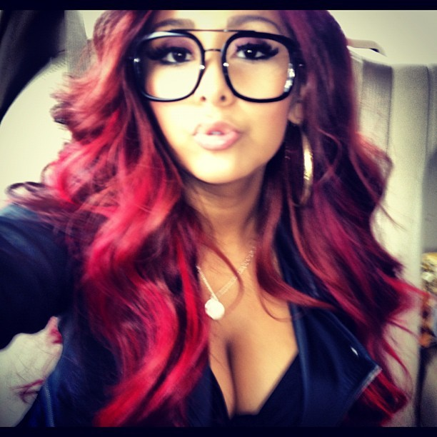 """What """"Man"""" Does Snooki Love? Hint: It's Not Jionni!"""