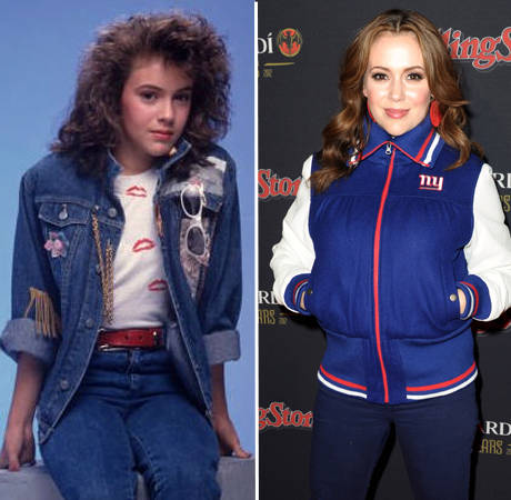 What Did Alyssa Milano Get For Her 40th Birthday? A '90s Prom!