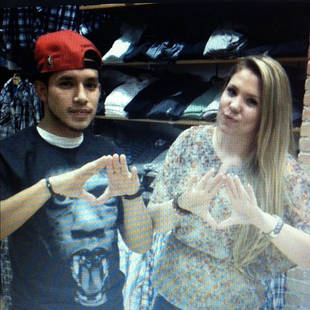 Kailyn Lowry and Javi Marroquin Flashback! See What They Looked Like When They First Met (PHOTO)