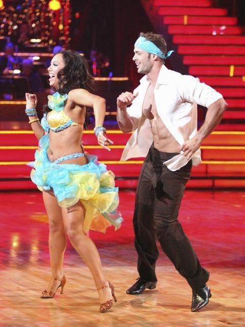 Dancing With the Stars' 10 Sexiest Moments of 2012