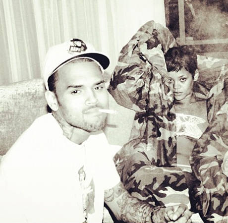 Rihanna Compares Her Relationship With Chris Brown to Whitney and Bobby: Report