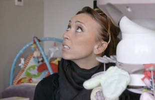 Giuliana Rancic Struggles With Leaving Baby Duke Behind: To Stay at Home or Not to Stay at Home? (VIDEO)