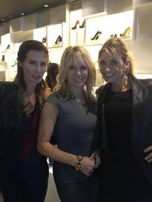 Has Ramona Singer Made Up With RHONY Co-Stars Heather Thomson and Carole Radziwill? (PHOTO)